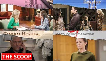RECAPS: What you missed last week (May 3) on B&B, DAYS, GH, and Y&R